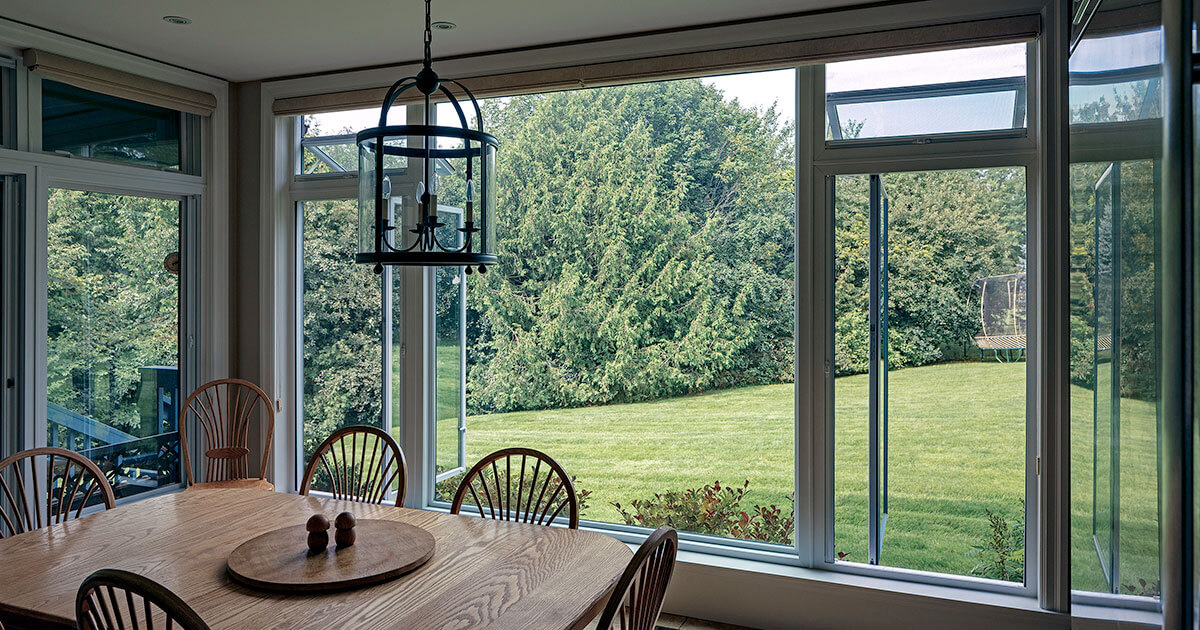 high-performance replacement windows